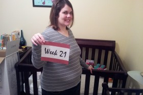 21 Weeks!