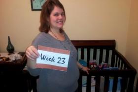 23 Weeks!