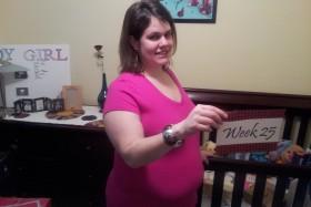 25 Weeks!